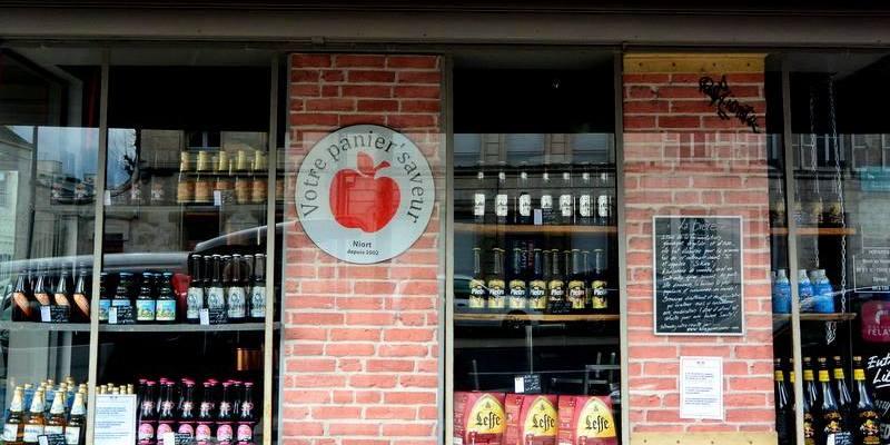 Votre panier saveur commerce à Niort