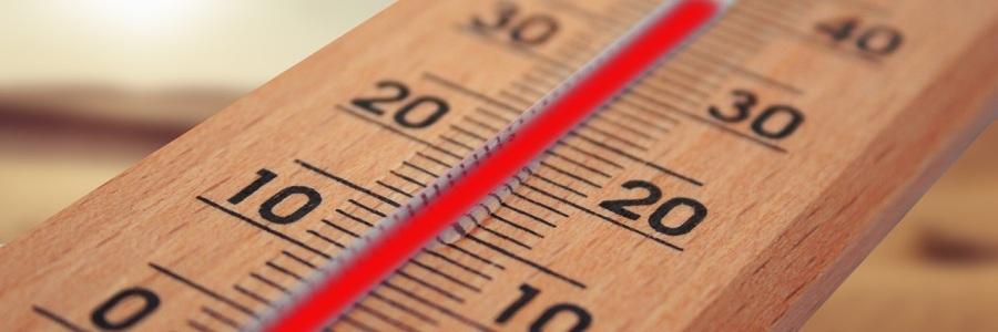 record chaleur niort